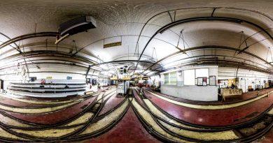Скрытый почтовый тоннель метро впервые покажут публике