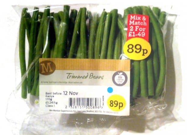 Происшествия: Торговая сеть Morrisons отзывает партию овощей после того как в них нашли 13 металлических игл