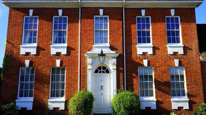 Недвижимость: Недвижимость в Лондоне в апреле подешевела сразу на 1,5%