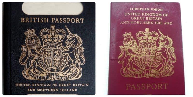 """Общество: Синие паспорта вернутся на смену бордовым """"европейским"""""""
