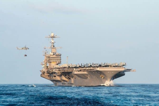 В мире: Дональд Трамп отправил армаду военных кораблей США к Корейскому полуострову