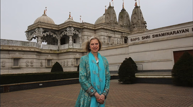 Видео: «Мы с Терезой»: агитационный видеоролик от индийцев-консерваторов