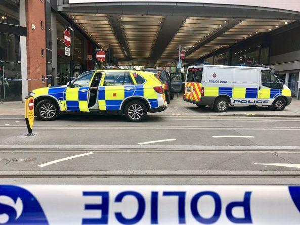 Происшествия: В центре Манчестера эвакуирован торговый центр