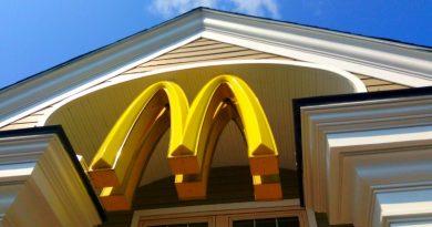 Британцы теперь могут заказывать домой еду из McDonald's