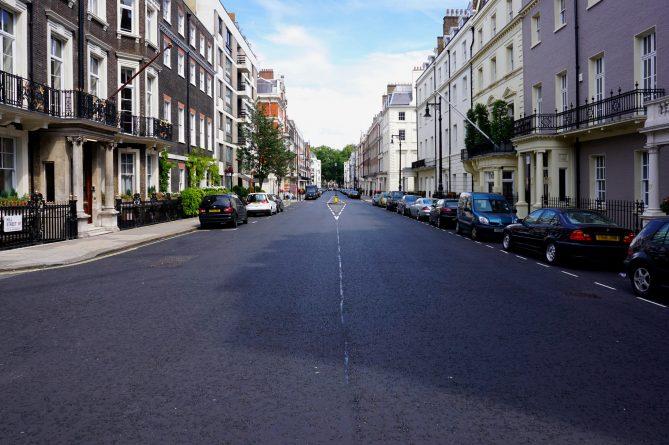 Недвижимость: В Британии упала стоимость аренды недвижимости