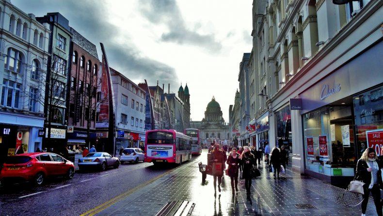 Погода: Погода может оказать влияние на явку избирателей в Северной Ирландии