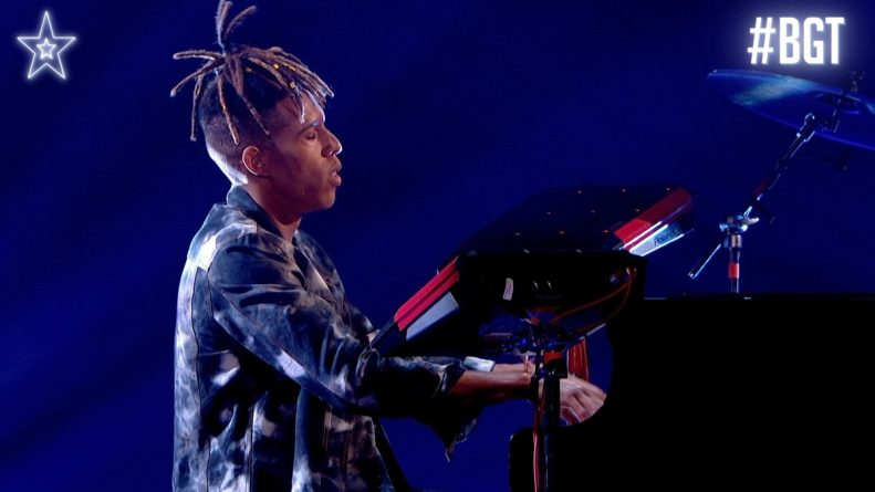Популярное: Пианист-виртуоз стал победителем Britain's Got Talent