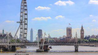 Посетители колеса обозрения London Eye были эвакуированы из-за бомбы