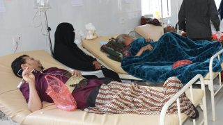 В Йемене разразилась худшая в мире эпидемия холеры