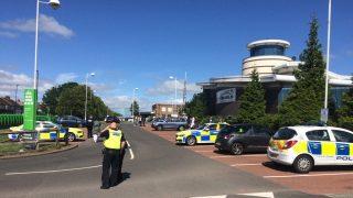 Шесть человек пострадали в результате наезда на пешеходов в Ньюкасле