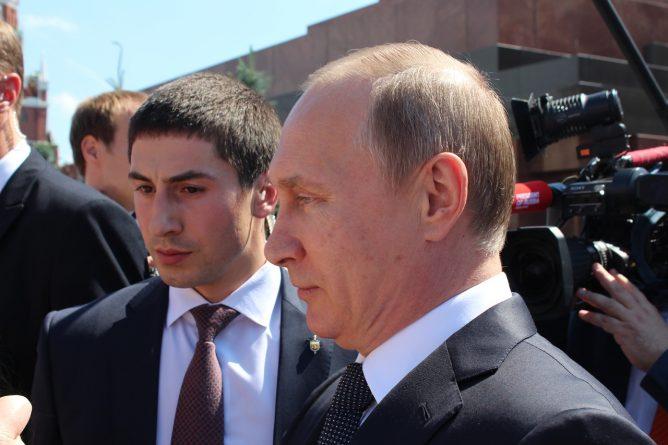 В мире: Владимир Путин назвал хакеров патриотами