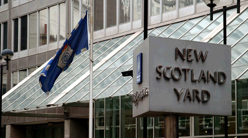 Происшествия: В Лондоне расследуют загадочную смерть арестованного накануне мужчины