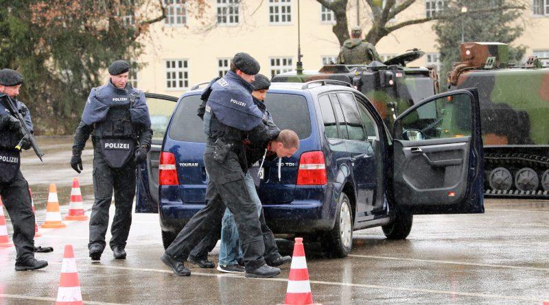 В мире: Немецкая полиция задержала парня, готовившего нападение во время G20