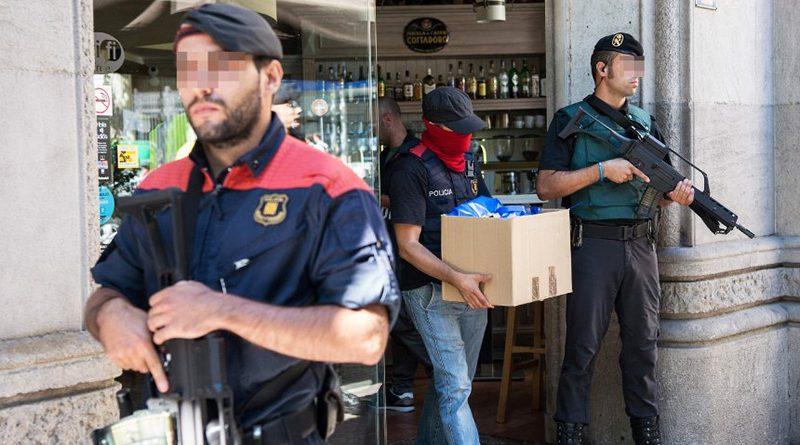 В мире: Европол изъял у мафии около тонны наркотиков