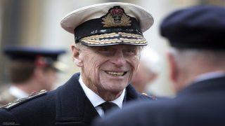 Парад морпехов станет последним официальным мероприятием принца Филиппа