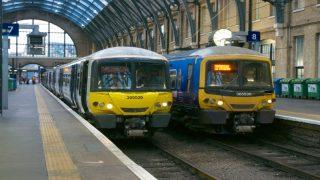 Лондонские железные дороги не справляются с нагрузкой