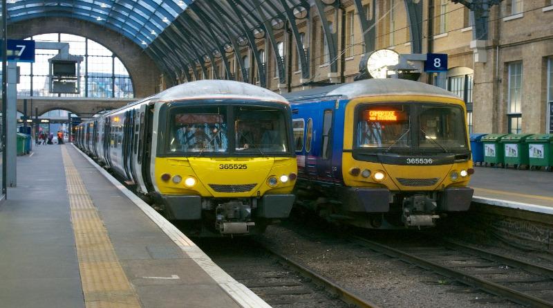 Путешествия: Лондонские железные дороги не справляются с нагрузкой
