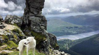 Самые красивые места Британии: Трон Артура