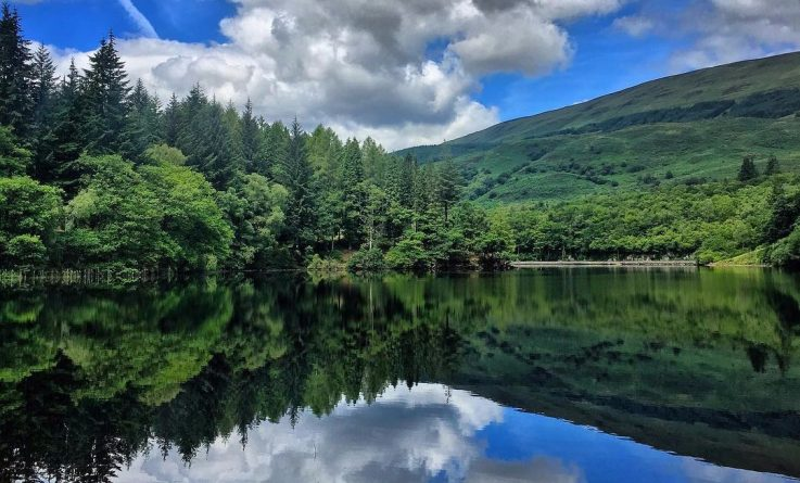 Галерея: Самые красивые места Британии: озеро Лох-Ломонд и парк Троссахс