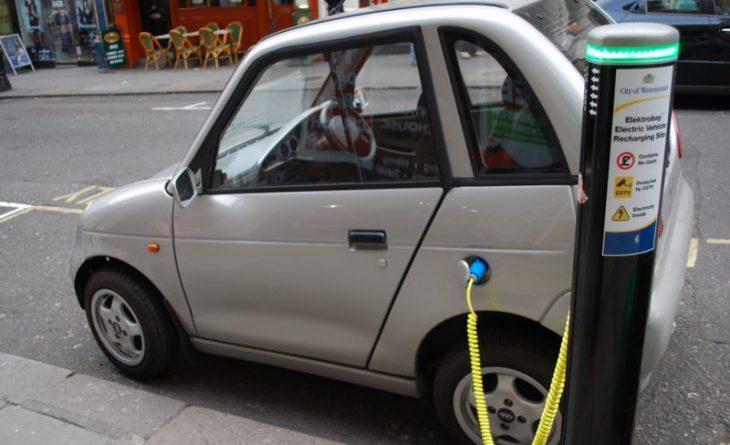 Технологии: Британское правительство ищет новые способы применения электромобилей