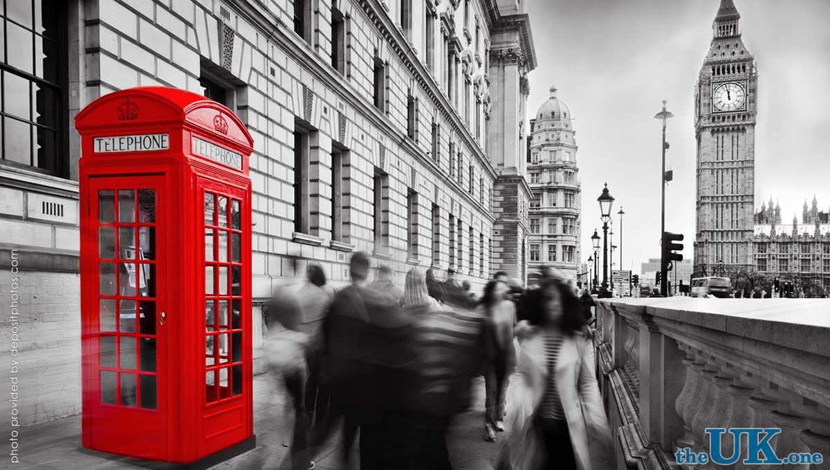 Работа в Лондоне