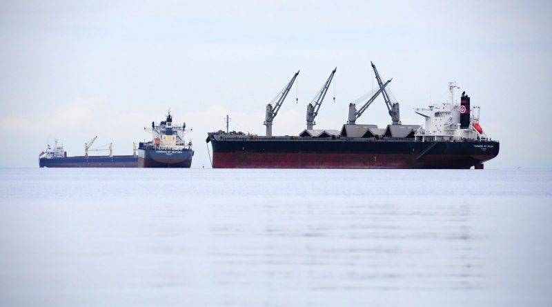 Происшествия: В проливе Ла-Манш столкнулись танкер и сухогруз
