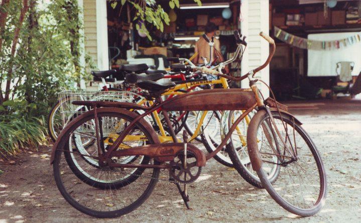 Происшествия: Женщина украла свой велосипед у вора
