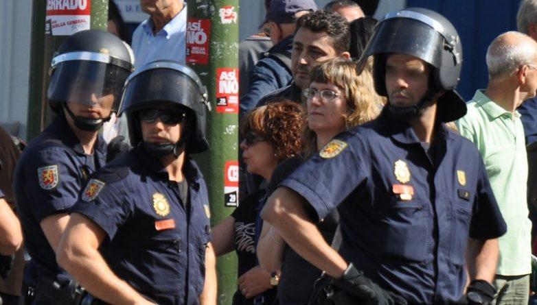 В мире: В Испании состоялась очередная попытка теракта