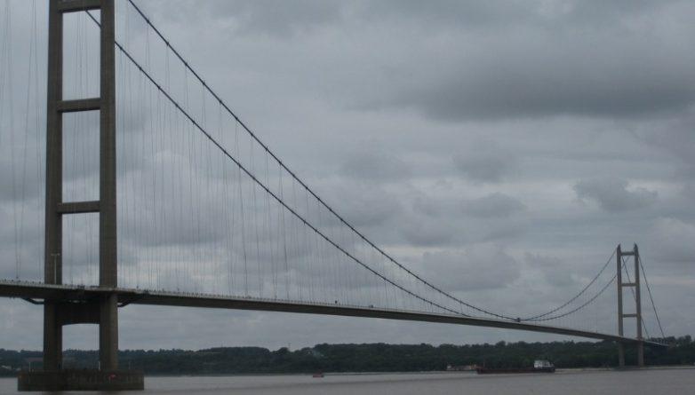 Искусство: Humber Bridge станет национальным достоянием Британии