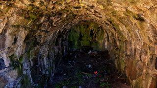 Под Ноттингемом обнаружены сотни рукотворных пещер