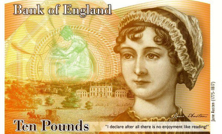 Бизнес и финансы: Новую банкноту в 10 фунтов можно кусать и стирать в машине