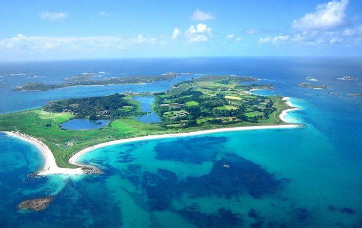 Досуг: Самые красивые места Великобритании: острова Силли