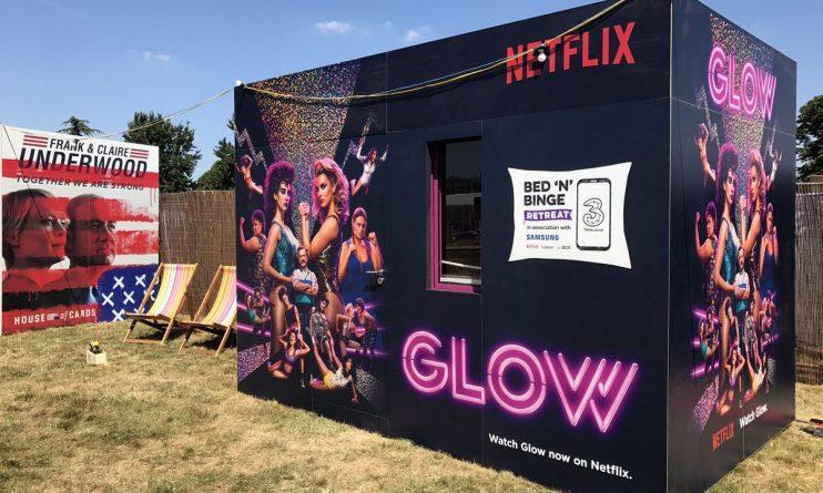 Досуг: В Лондоне появится бесплатный отель для любителей сериалов Netflix