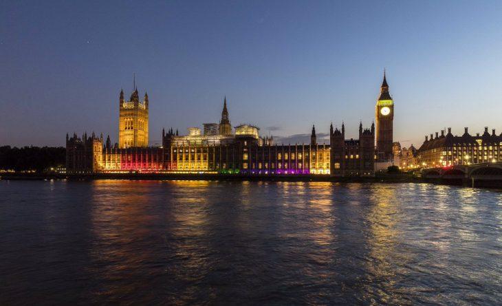 Общество: В Лондоне прошел 45-й ежегодный парад ЛГБТ-сообщества