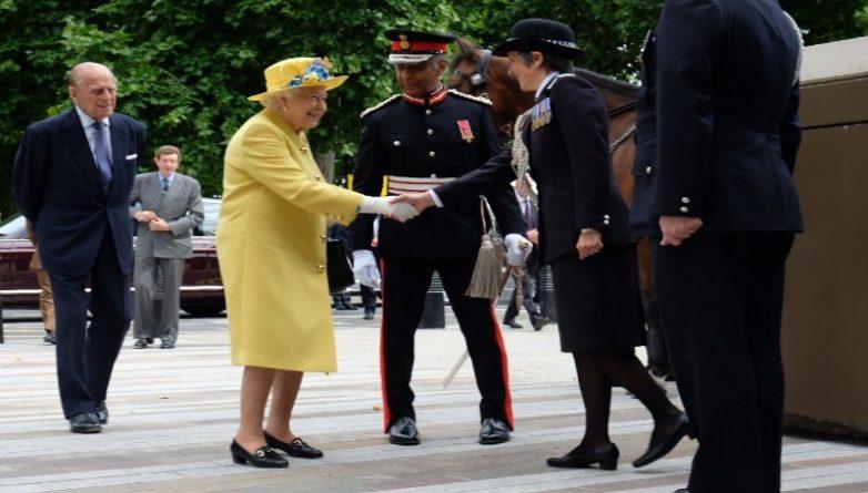 Закон и право: Королева поучаствовала в открытии новой штаб-квартиры столичной полиции