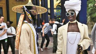 На выходных в столице пройдет фестиваль Afropunk