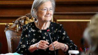 Впервые председателем Верховного суда Британии стала женщина