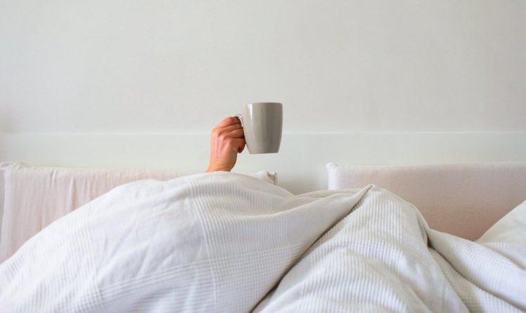 """Лайфхаки и советы: Самый лучший способ получить заряд энергии - """"кофейный сон"""""""
