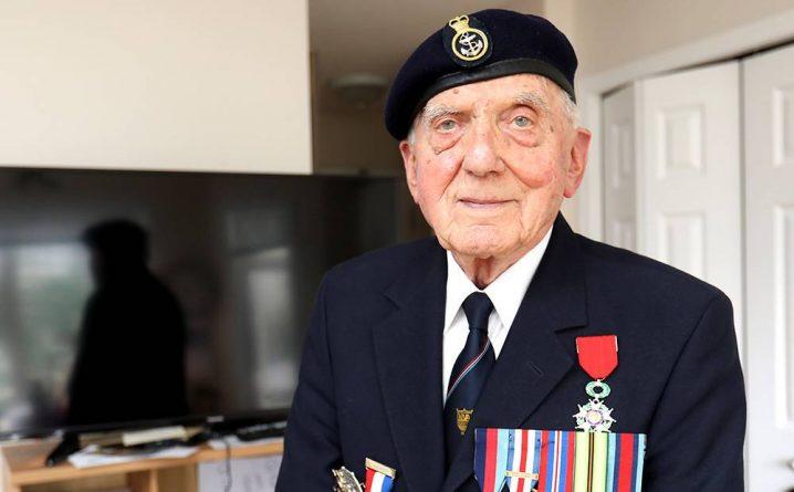 Досуг: 97-летний ветеран войны съездил в Канаду на премьеру фильма «Дюнкерк»