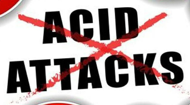 Происшествия: Новая кислотная атака: у пострадавших сразу начала отслаиваться кожа на лице