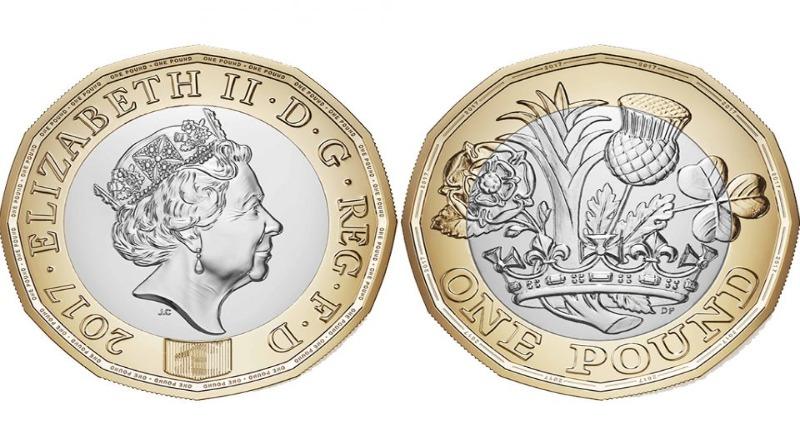 Бизнес и финансы: Круглые однофунтовые монеты надо сдать до 15 октября