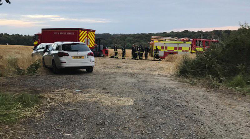 Происшествия: Двое мужчин разбились в результате крушения самолета