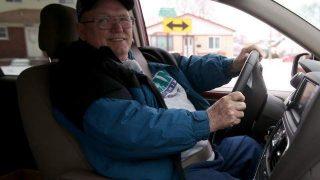 В Британии более 100 000 водителей старше 90 лет