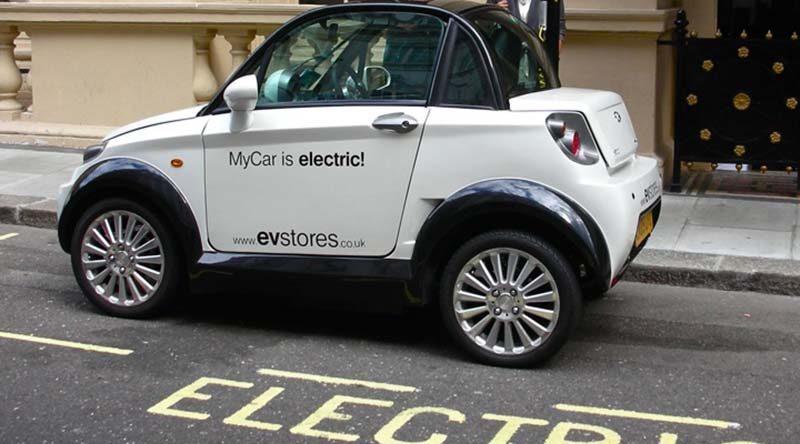 Технологии: Великобритания запретит бензиновые и дизельные авто к 2040 году