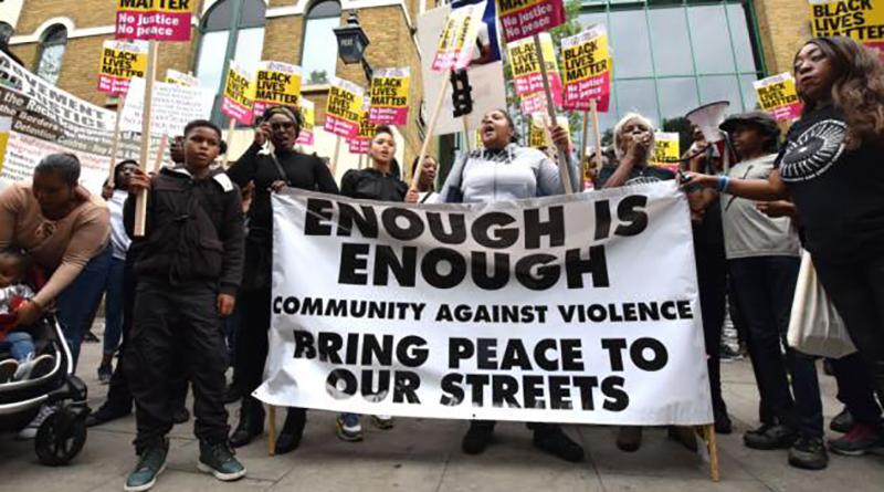 Происшествия: Лондонцы возмущены загадочной смертью Рашана Чарльза