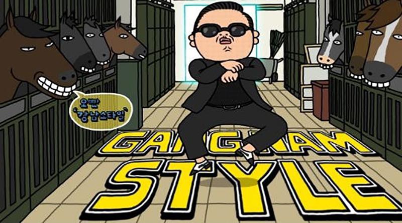 Видео: Gangnam Style потерял титул самого популярного видео YouTube