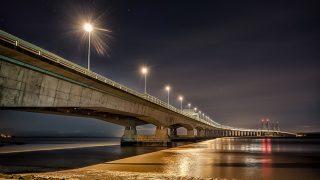 Мост соединяющий Англию и Уэльс станет бесплатным