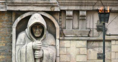 10 самых жутких вещей в подземельях Лондона