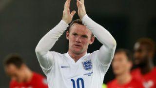 Уэйн Руни отказался выступать за сборную Англии
