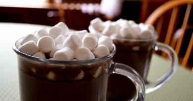 Где в Лондоне самый лучший горячий шоколад?